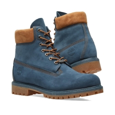 TIMBERLAND 6IN PREM BOOT NVY A1LU4